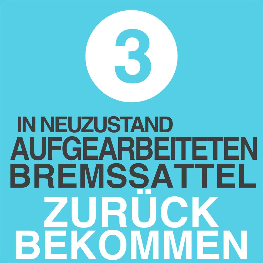 NB PARTS GmbH-Instandsetzungs-von-Bremssaetteln-überholten Bremssattel zurückbekommen